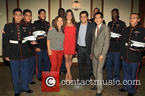 Mary Hodge, Raquel Castaneda, Jimmy Gomez, Alex De...