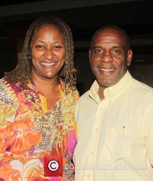 Planned Parenthood LA Susan Dunlap, Assemblyman Steven Bradford...