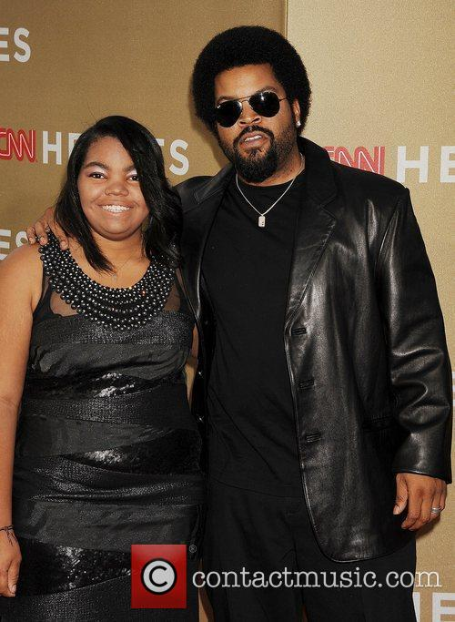 Ice Cube and Miley Cyrus 2
