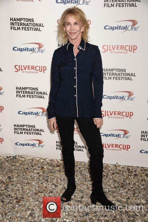 Trudie Styler The  Hamptons International Film Festival...