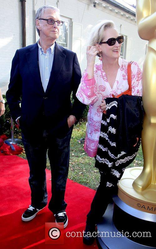 Mike Nichols and Meryl Streep 1