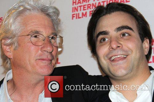 Richard Gere and Nicholas Jarecki 4