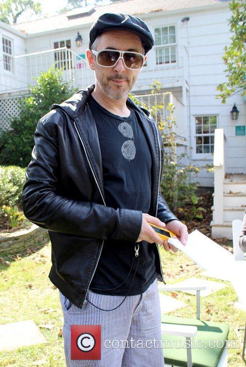 Alan Cumming 20th Hamptons International Film Festival -...