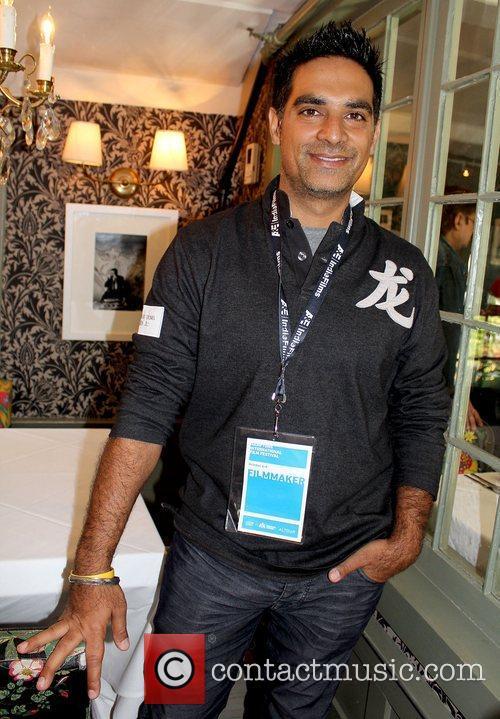 Gotham Chopra 20th Hamptons International Film Festival -...