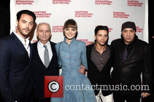 Jack Huston, David Chase, Bella Heathcote, John Magaro, Steven and Zandt 3
