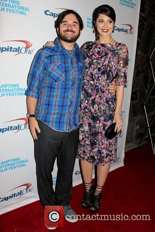 James Ponsoldt and Mary Elizabeth Winstead 3