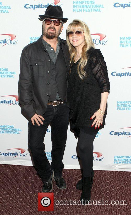 Dave Stewart and Stevie Nicks 1