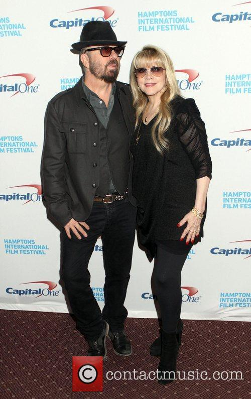 Dave Stewart and Stevie Nicks 2
