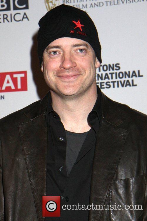 Brendan Fraser 4