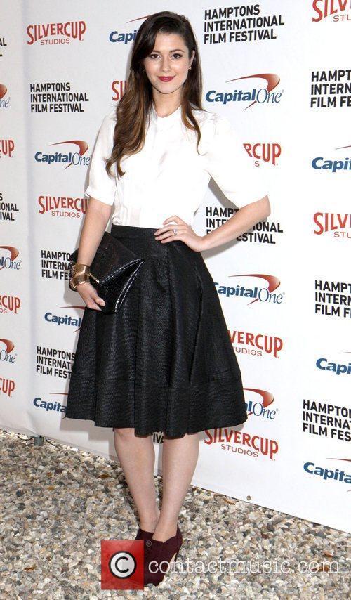 Mary Elizabeth Winstead 20th Hamptons International Film Festival...