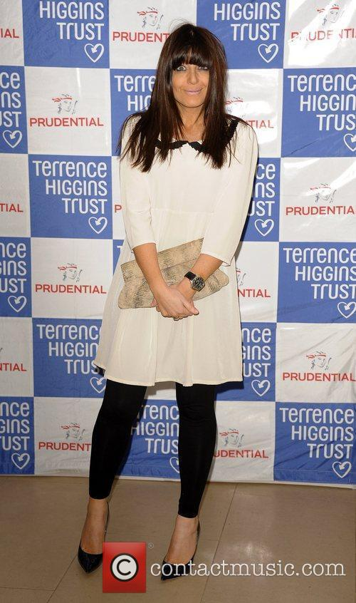 Attending the Terrence Higgins Trust Lighthouse Gala Auction...