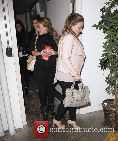 Hilary Duff and Haylie Duff 3