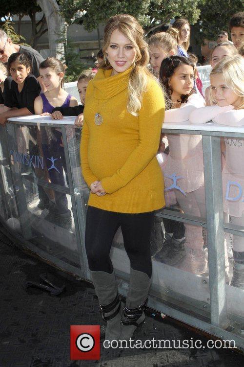 Hilary Duff 36