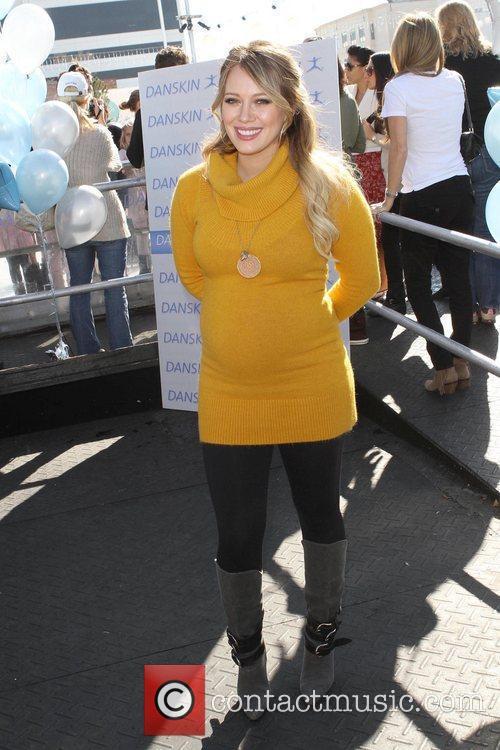 Hilary Duff 30