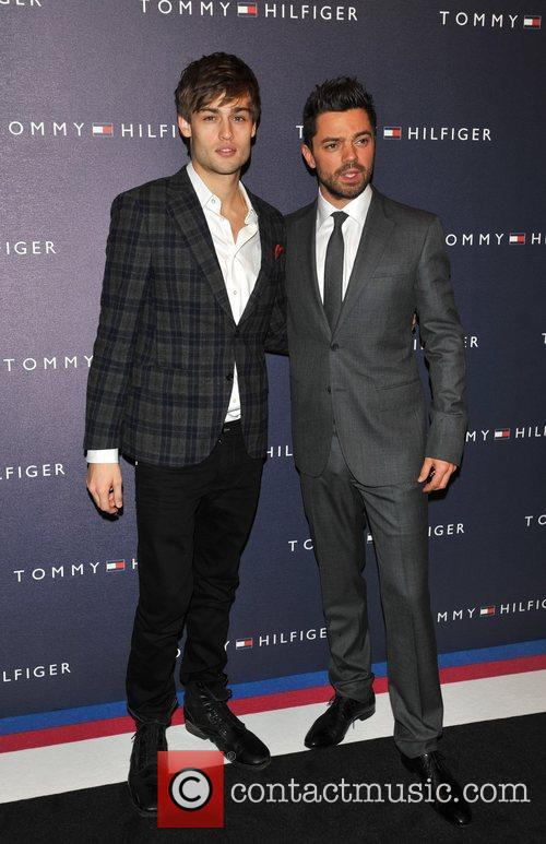 Douglas Booth and Dominic Cooper 3
