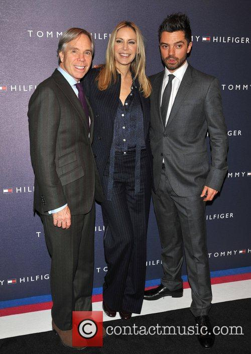 Tommy Hilfiger and Dominic Cooper 6