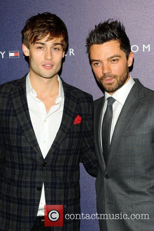 Douglas Booth and Dominic Cooper 8