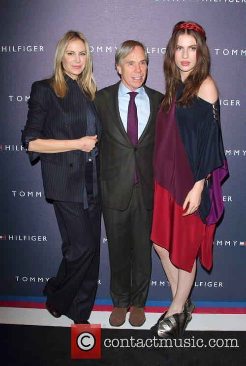 Dee Hilfiger and Tommy Hilfiger 2