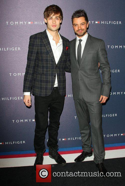 Dominic Cooper and Douglas Booth 5