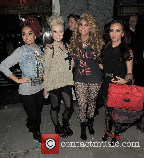 Leigh-Anne Pinnock, Perrie Edwards, Jesy Nelson, and Jade...