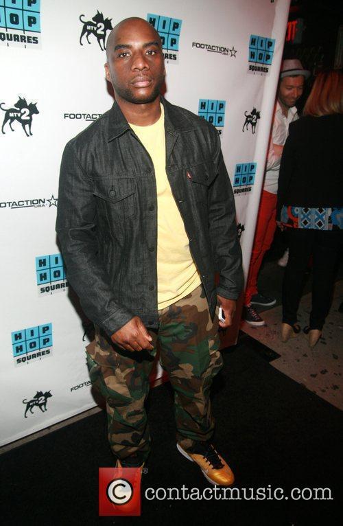MTV2 launches it's new show 'Hip Hop Squares'...