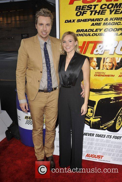 Dax Shepard and Kristen Bell 10
