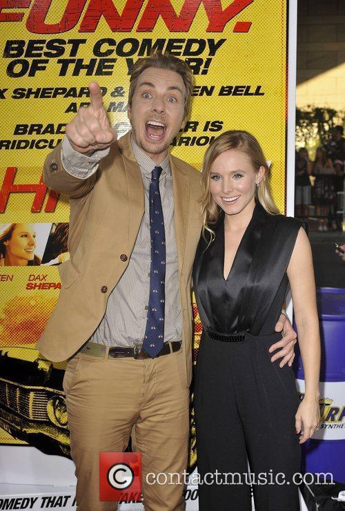 Dax Shepard and Kristen Bell 11
