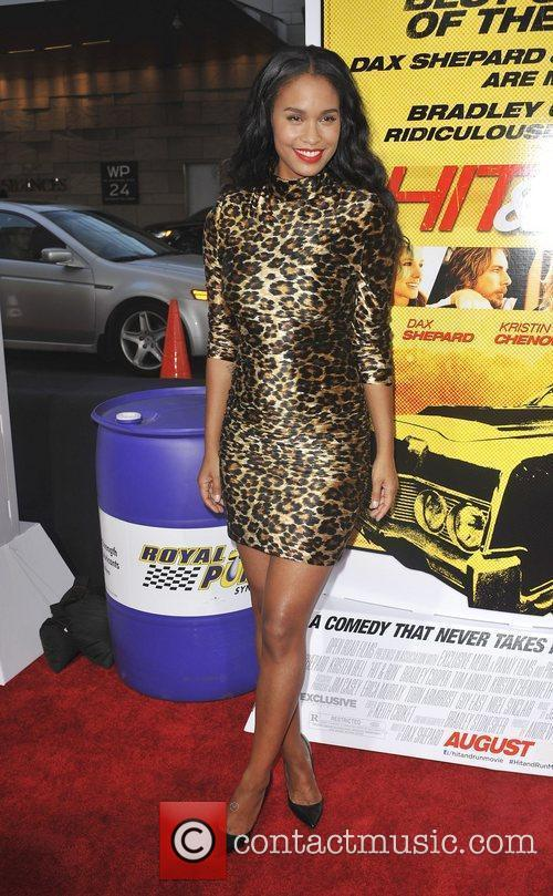 joy bryant at the los angeles premiere 4032495