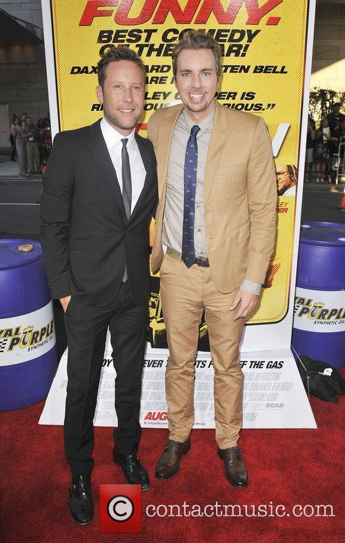 Michael Rosenbaum and Dax Shepard 1
