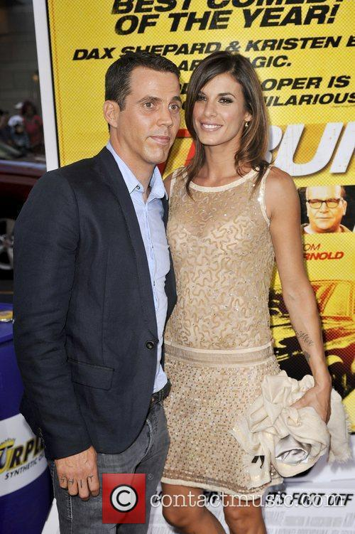 Steve-o and Elisabetta Canalis 1