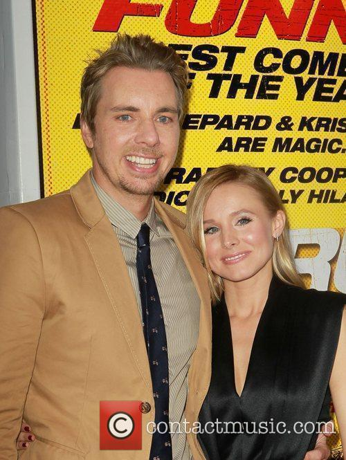 dax shepard kristen bell at the los 4032598