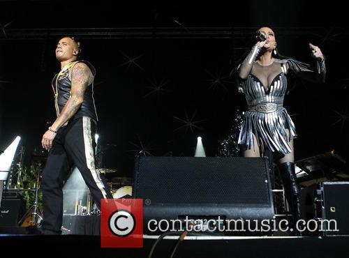 2 Unlimited Hit Factory Live's 'Christmas Cracker' at...