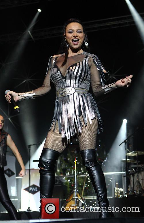 Anita Doth; 2 Unlimited Hit Factory Live's 'Christmas...