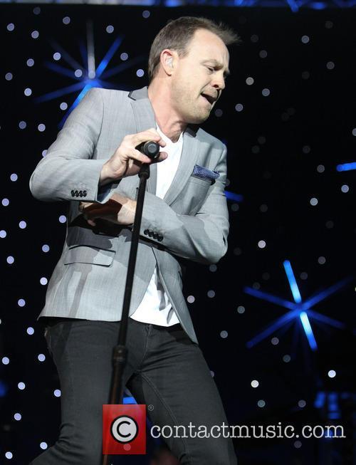 Jason Donovan Hit Factory Live's 'Christmas Cracker' at...
