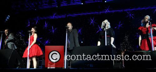 Steps Hit Factory Live's 'Christmas Cracker' at The...