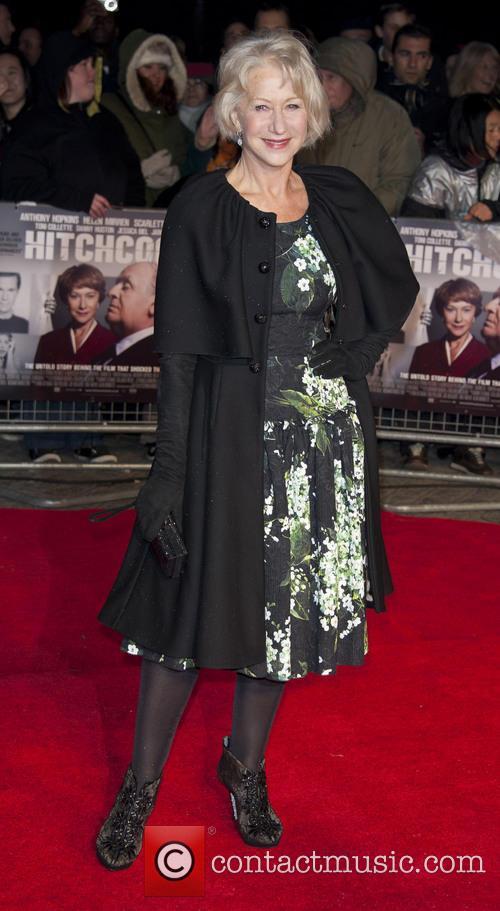 Featuring: Dame Helen MirrenWhere: London, United Kingdom