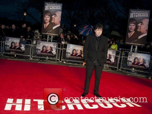 Sacha Gervasi The premiere of 'Hitchcock' at the...