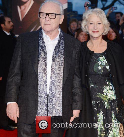 Sir Anthony Hopkins and Dame Helen Mirren 10