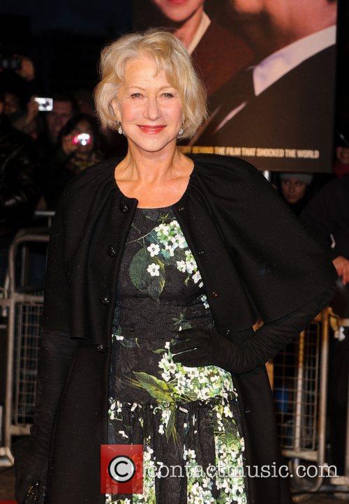 Dame Helen Mirren 7