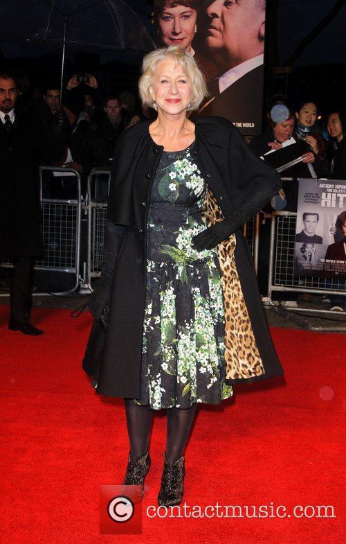 Dame Helen Mirren 5