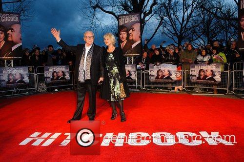 Sir Anthony Hopkins and Dame Helen Mirren 12