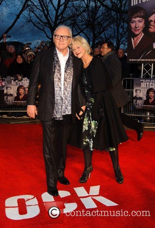 Sir Anthony Hopkins and Dame Helen Mirren 9