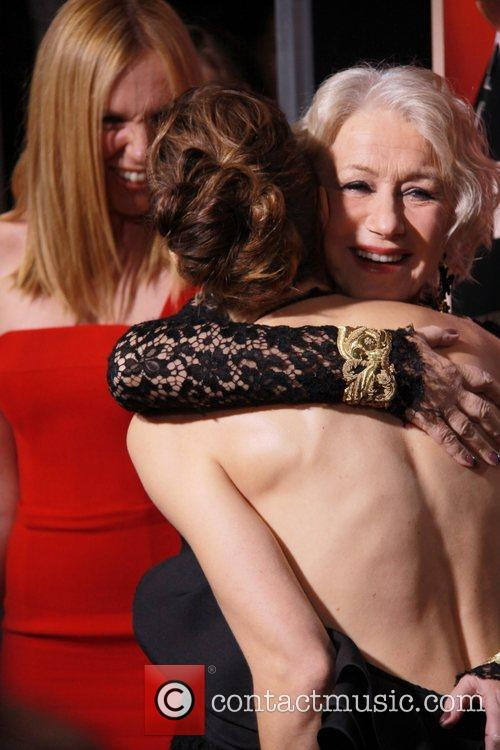 Jessica Biel, Helen Mirren