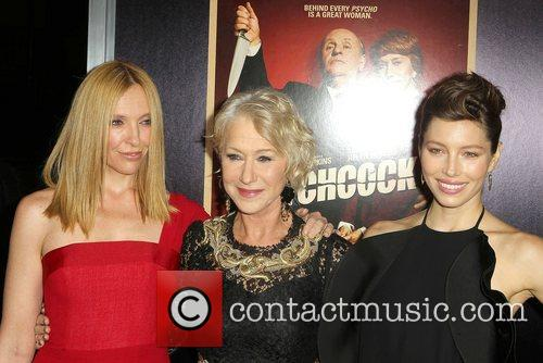 Toni Collette, Helen Mirren and Jessica Biel 2