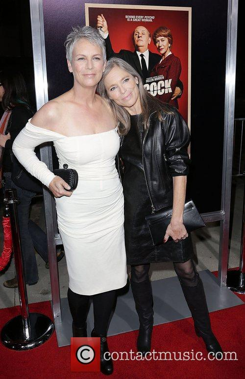 Jamie Lee Curtis and Kelly Lee Curtis 2