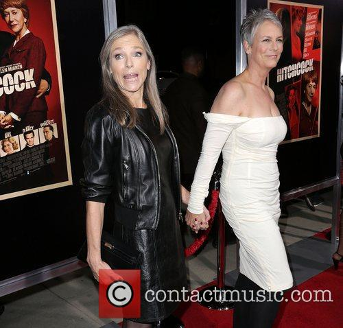 Jamie Lee Curtis and Kelly Lee Curtis 4