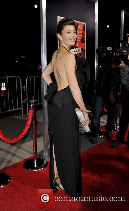 jessica biel at the premiere of fox 4182530