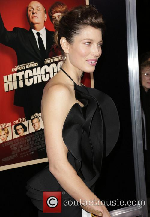 Featuring: Jessica Biel