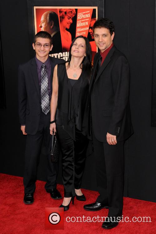 the hitchcock premiere at the ziegfeld theater 20003072