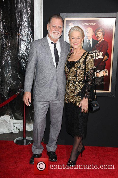 Helen Mirren and Taylor Hackford 3